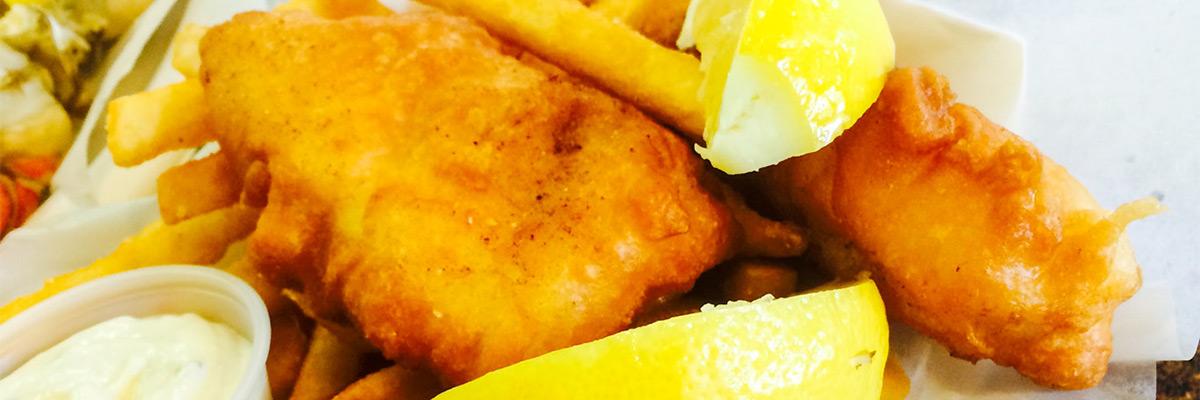 Ecola Seafood Menu Items